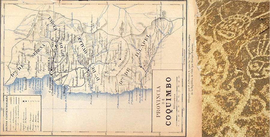 PLANO REGION DE COQUIMBO